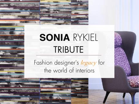 Sonia Rykiel Tribute - her legacy