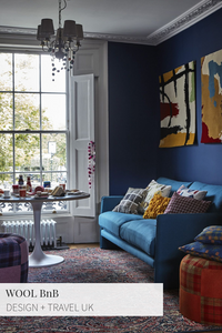 WOOL BNB LONDON
