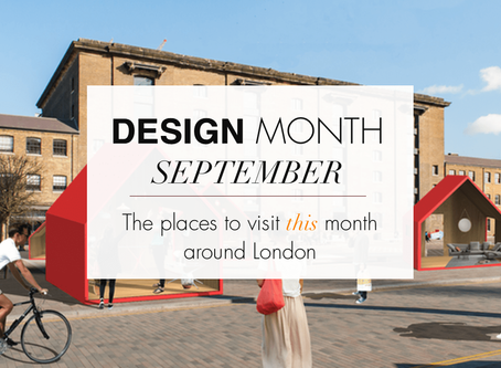Agenda - The Top Events for September