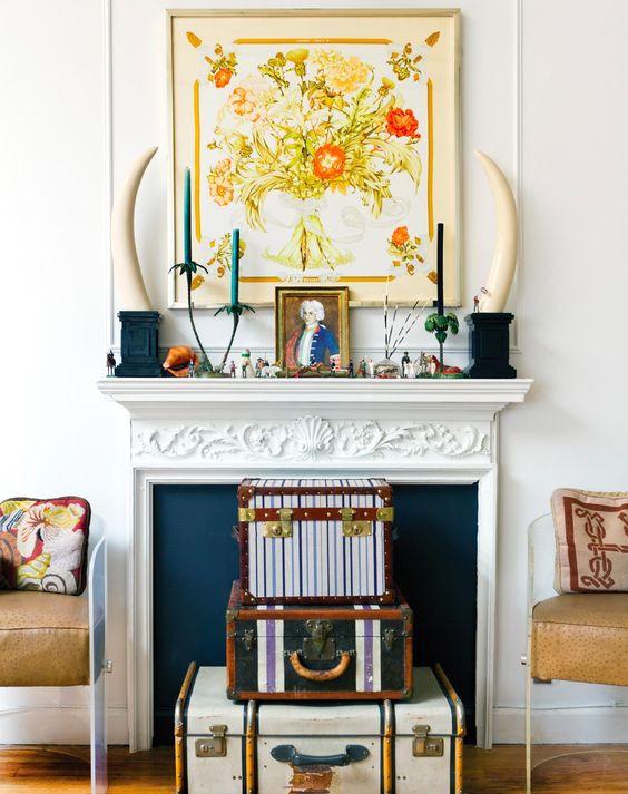 Hermes Style Interior design