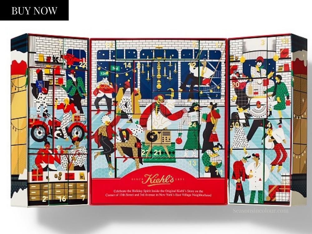 KIEHLS Limited Edition Advent Calendar
