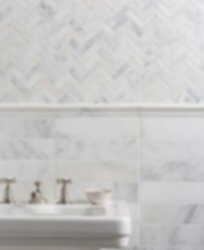 Alsace-Honed-Marble-Herringbone-Mosaic-C