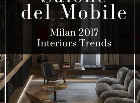 Salone del Mobile 2017 - Trends