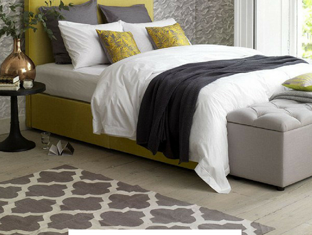 Bedroom: Give it the boutique hotel look