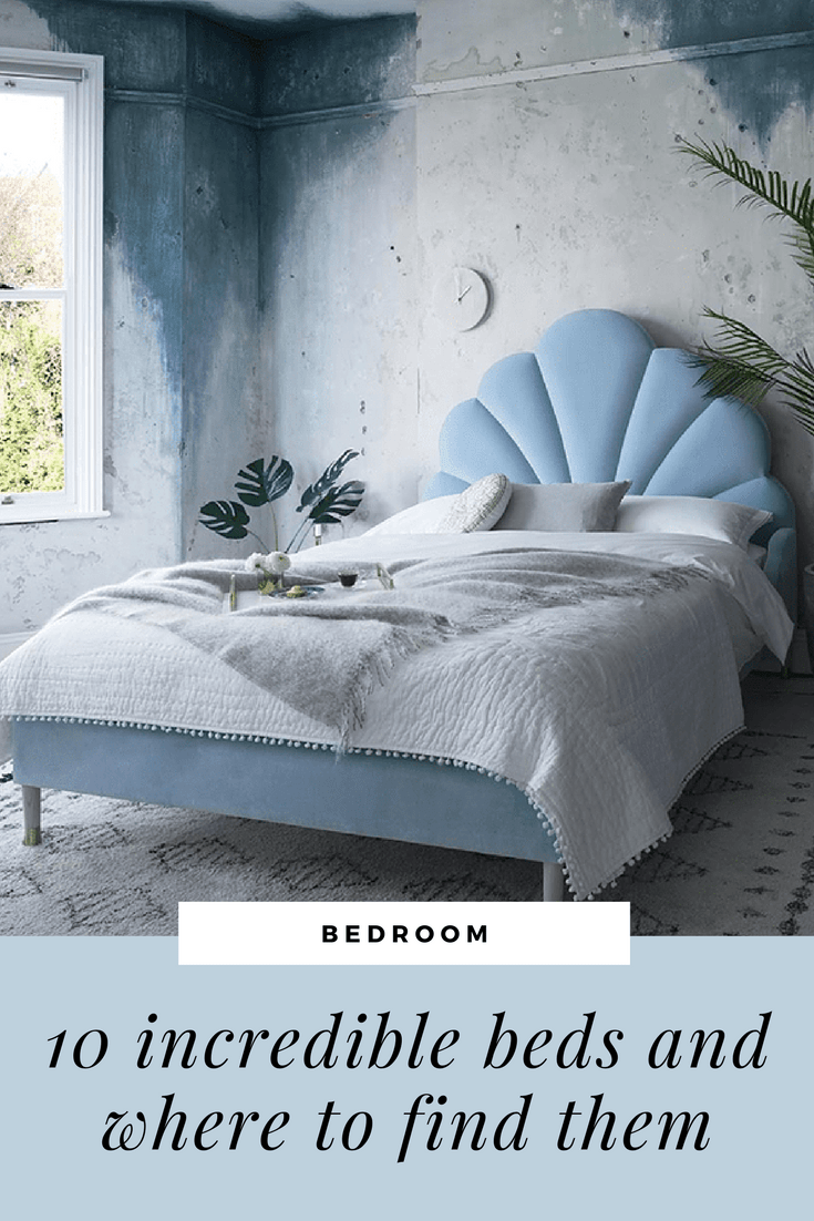 Ariel bed by Sweetpea & Willow