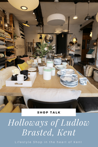 interiors shop Holloways of Ludlow Brasted