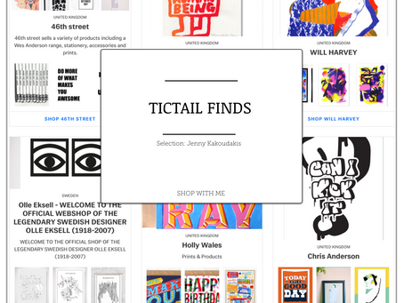 Online finds: Art & Prints on Tictail