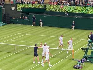 Επίσκεψη στο Wimbledon