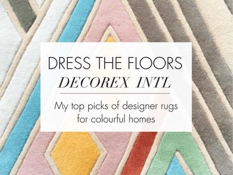 Designer rugs - my top picks for AW16
