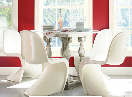 Caliente Colour of the Year 2018 from Benjamin Moore