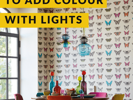 10 ways to add colour with lights