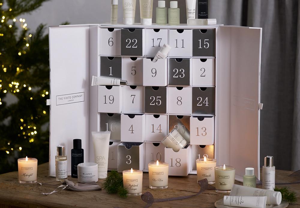 2020 Advent Calendars The White Company