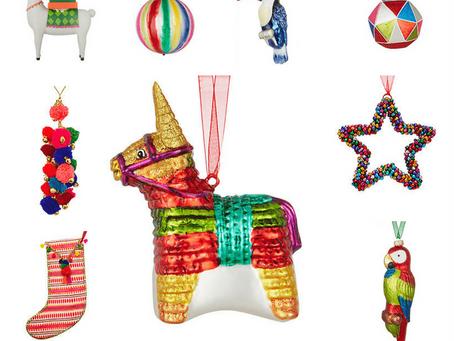 Festive Fiesta! Alternative Christmas decor