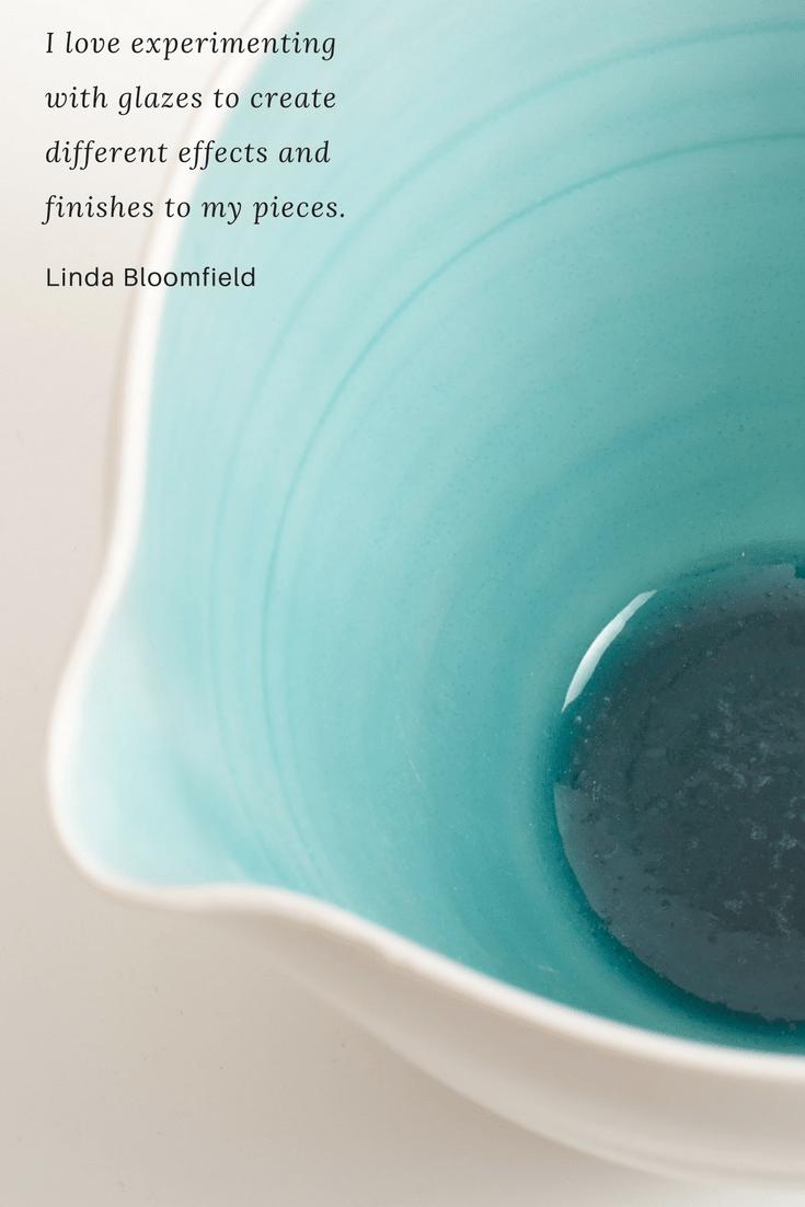 Linda Bloomfield ceramics