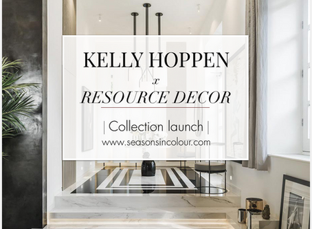 Launch - Kelly Hoppen x Resource Decor