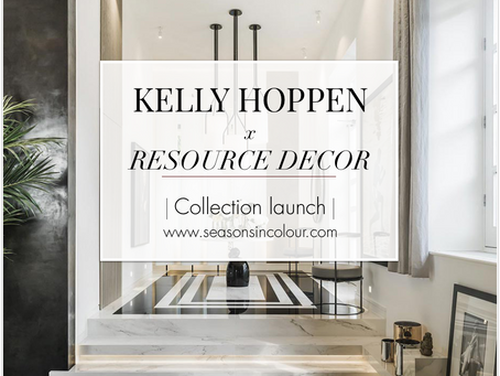 Launch - Kelly Hoppen x Resource Decor