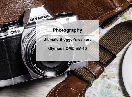 Ultimate blogger's camera