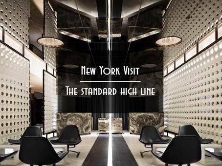 New York visit - The Standard High Line