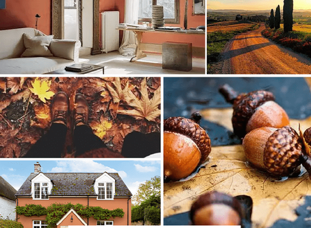Colour of the moment - Terracotta