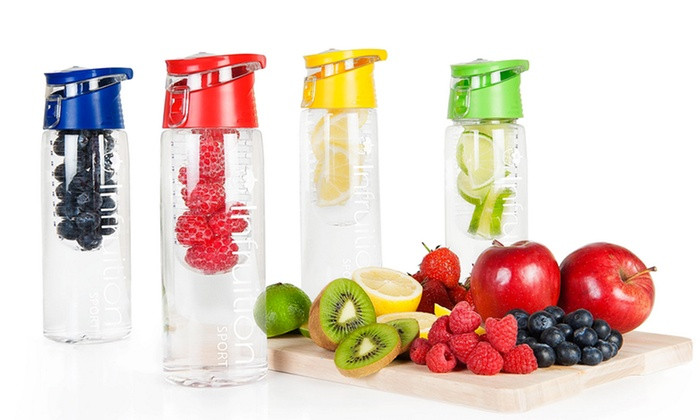 Infruition Sport Fruit Infuser Water Bottle - 700ml