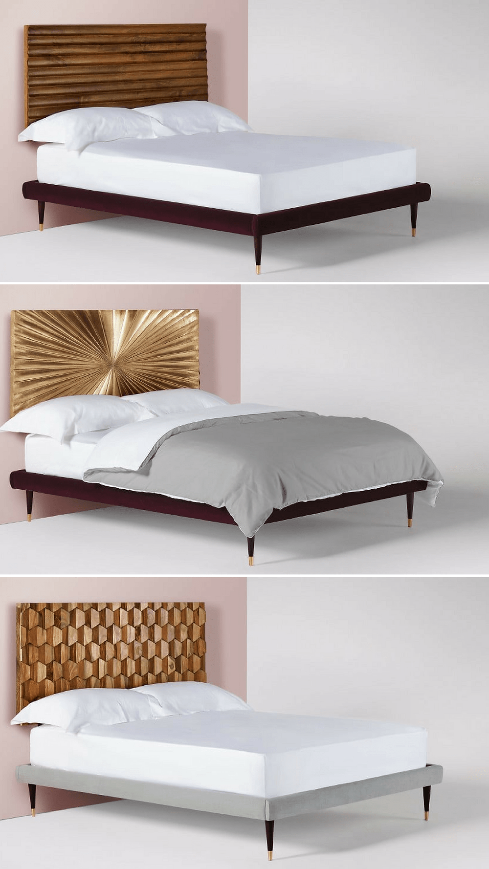New Swoon Editions Limited edition headboards