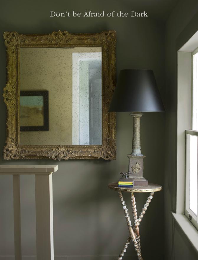 Benjamin Moore Paint Louisberg Green