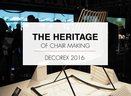 The heritage of chair making