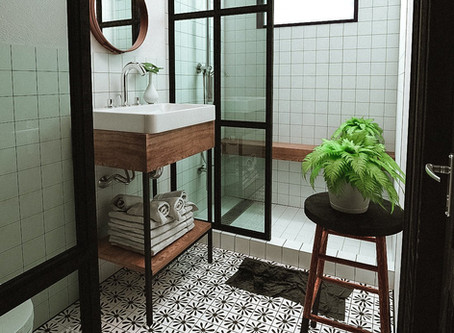 Painted floors and tiles ideas