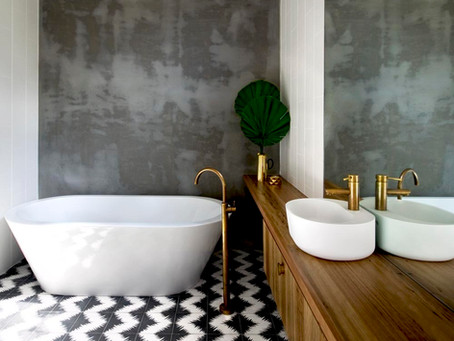 Why Black and White bathrooms are always a great choice