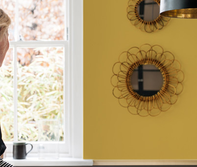 Trend: Cherished Gold (Dulux colour of the Year)