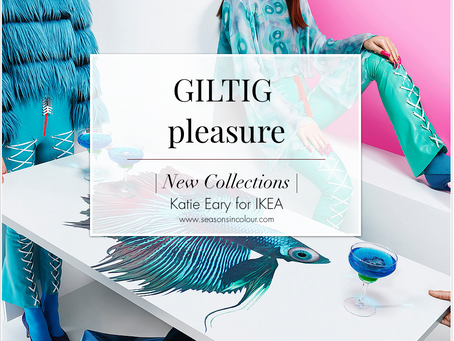 Launch - IKEA GILTIG Collection