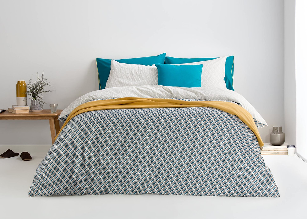 Bedroom: new linen collections for SS17