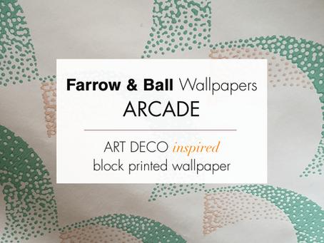 Farrow & Ball - Wallpapers 2016 ARCADE
