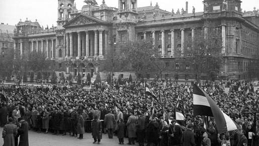 23 octubre 1956 revolucion