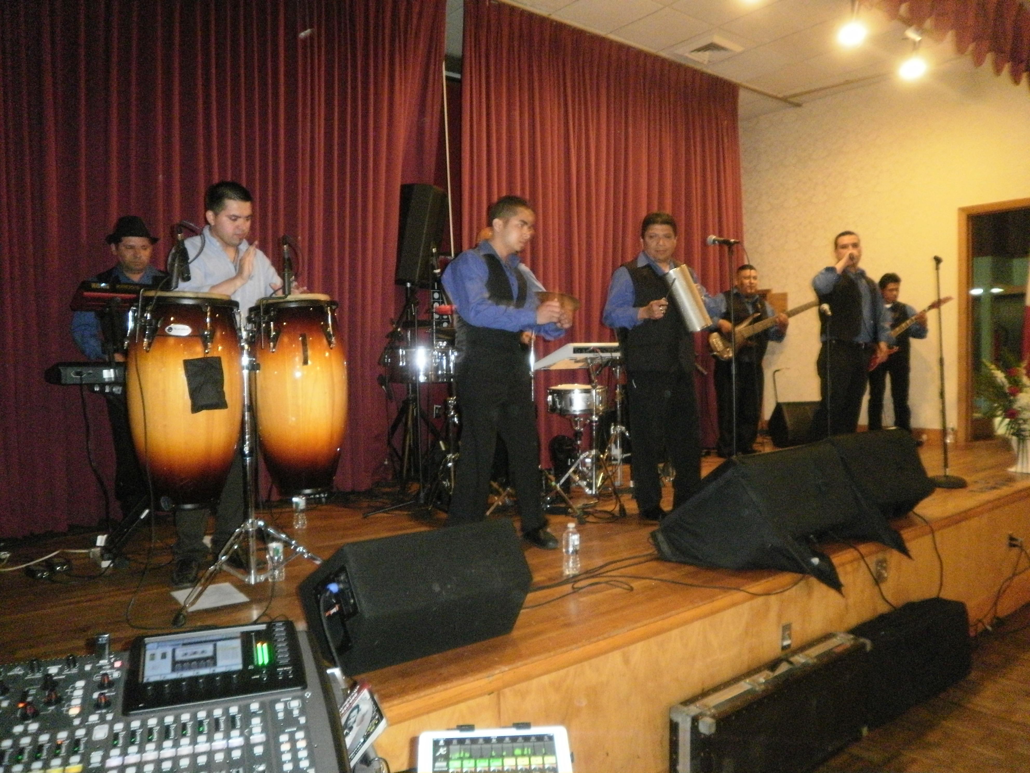 Grupo Los Nitidos 6-13-15