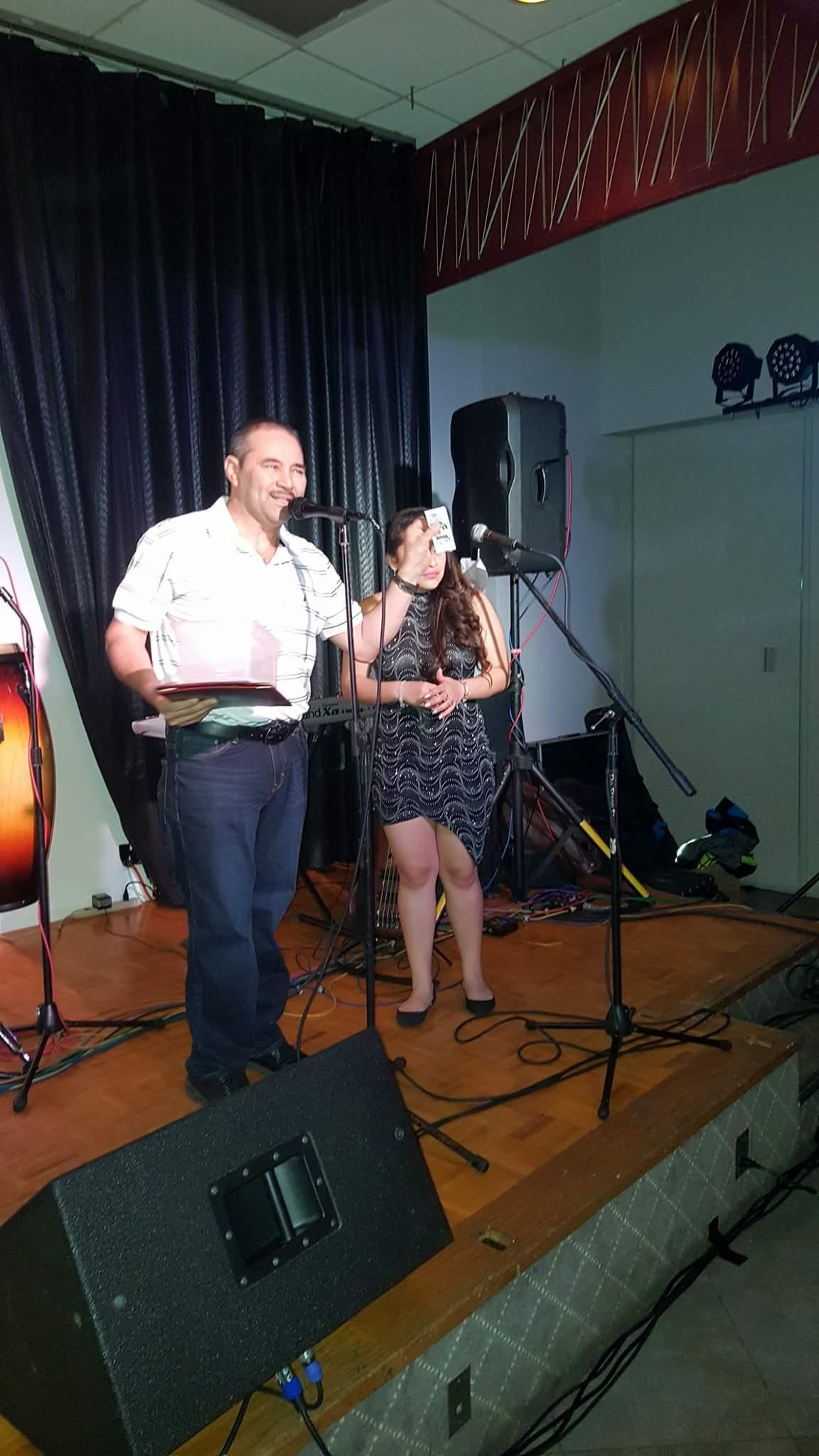 Ricardo y Cristina