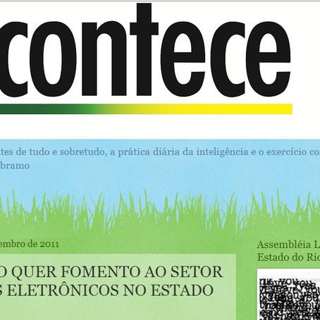 Jornal Acontece anuncia comissão quer fomento ao setor de jogos eletrônicos no estado