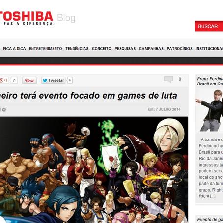 Semp Toshiba destaca edição 2014 da Liga GF.