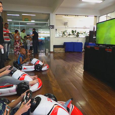 Máquina da Velocidade é destaque na TV Rio Sul