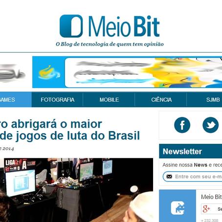 MeioBit enfoca edição 2014 da Liga GF.