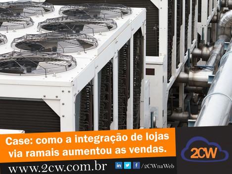 Case: como a integração de lojas via ramais aumentou as vendas!