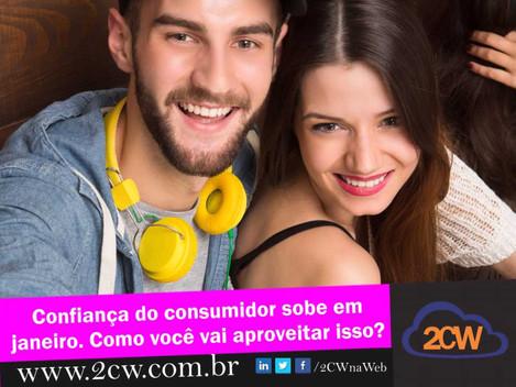 Confiança do consumidor registra alta. Você sabe como aproveitar isso?