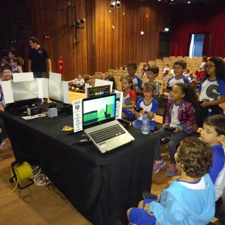Campeonato une games e educação para 8 mil alunos no RJ