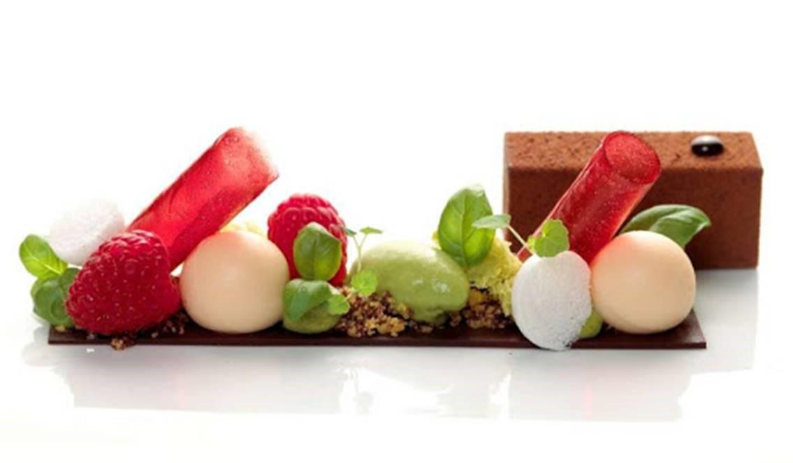 Restaurant @ work - dessert
