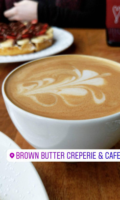 Brown Butter Creperie