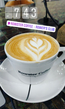 Rowster - Rower's Club