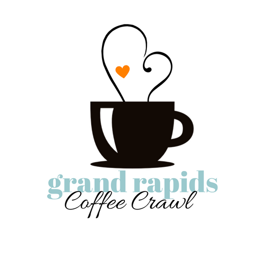 GR Coffee Crawl Logo