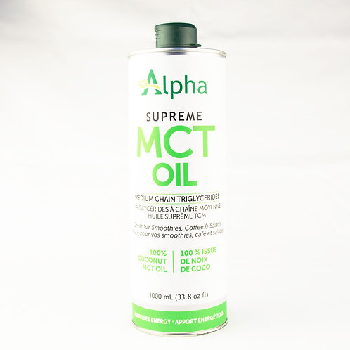 Alpha - MCT Oil 1L