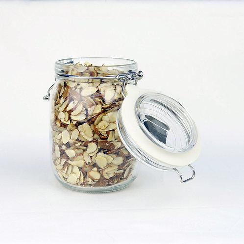 Bonjour Marketplace - Organic Sliced Almonds 400g