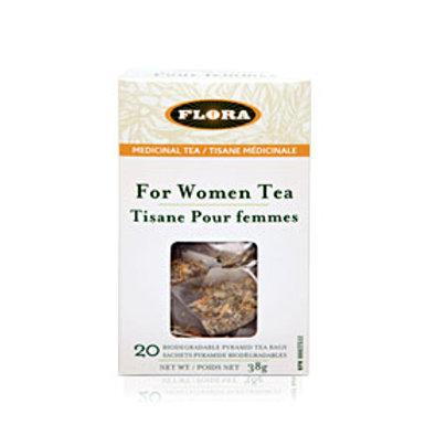 Flora - For Women Tea 20 tea bags